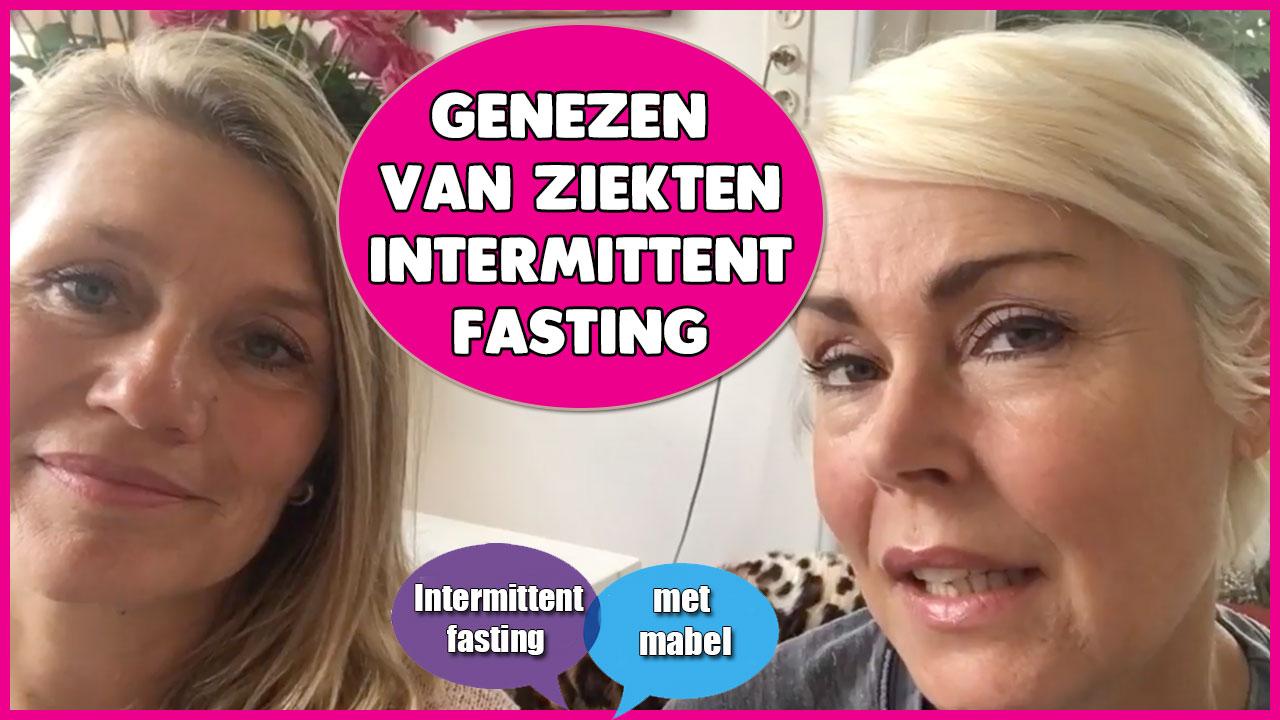 genezen van ziekten intermittent fasting