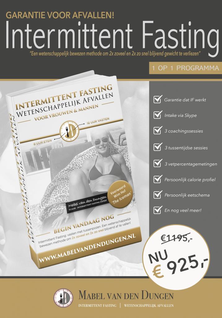 intermittent fasting programma